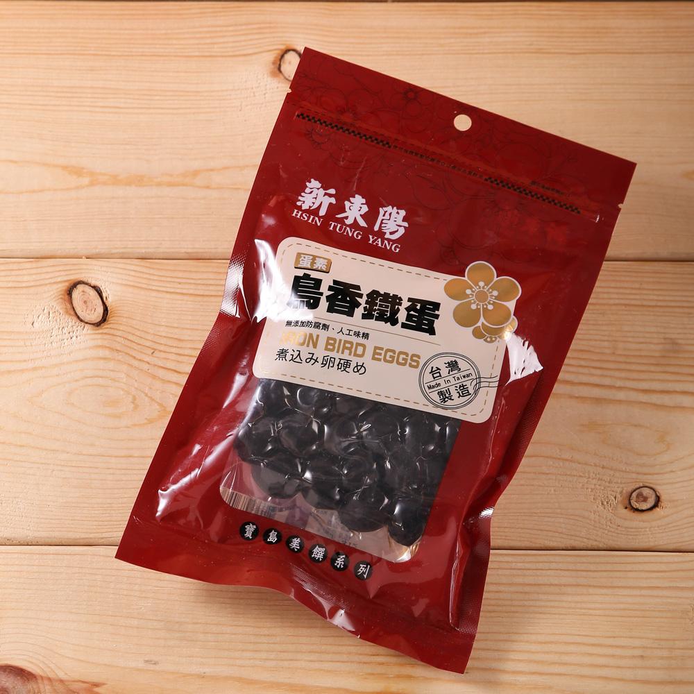 新東陽 原味鳥香鐵蛋(130g)