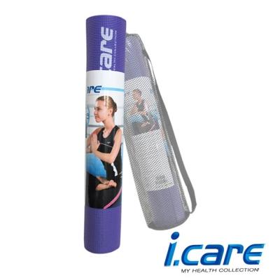 JOEREX。艾可兒瑜珈墊/瑜珈用品(附網狀背袋)-JIC030-快速到貨