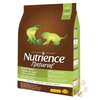 美國Nutrience紐崔斯 Natural幼貓火雞肉5kg 1入
