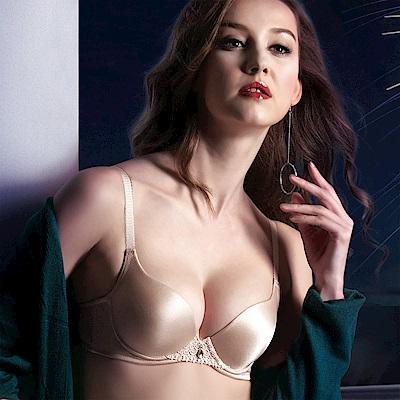 莎露 旅行郵輪系列 B-D 罩杯內衣(香檳膚)簡單集中包覆
