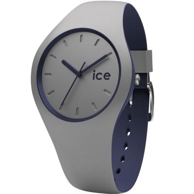 Ice-Watch 玩色系列 炫彩新時尚手錶-銀灰x深藍/41mm