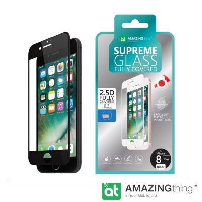 AmazingThing iPhone 8 Plus 滿版強化玻璃保護貼