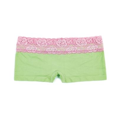 超低腰無痕平口褲-青澀綠 (M~XL)
