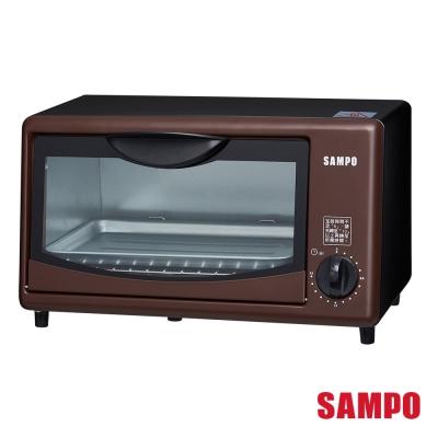SAMPO聲寶 8L電烤箱 KZ-SJ08