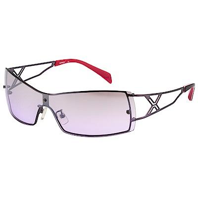 ZERO-X 水銀面太陽眼鏡 (紫色)ZMS0318