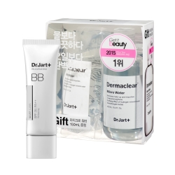 Dr.Jart+ 極緻柔焦BB霜+保濕卸妝水加大組