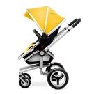 奇哥 SilverCorss Surf2 雙向嬰兒推車-黃色