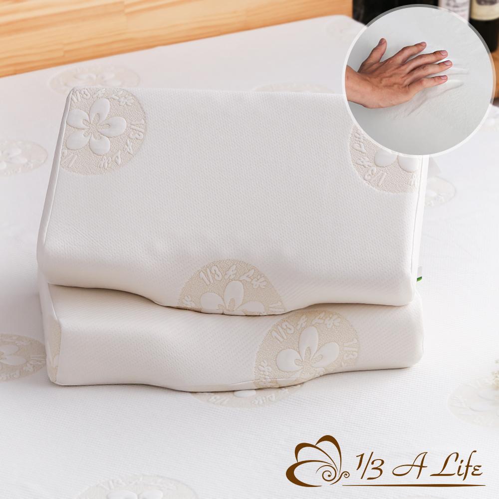 1/3 A LIFE 鑫妮-科技涼感按摩側睡記憶枕-(天后枕)(1入)