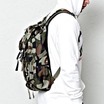 迷彩機能後背包-CACO