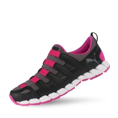 PUMA Osu v4 Wns 女性慢跑運動鞋-黑色