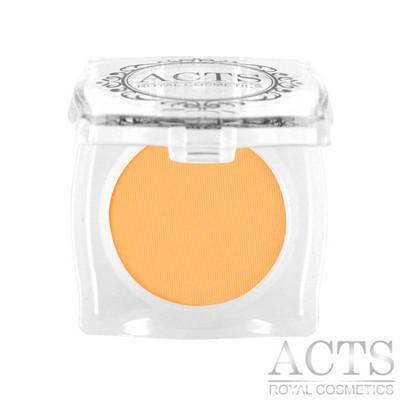 ACTS維詩彩妝 霧面純色眼影 橙色2302