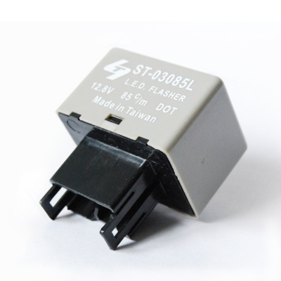 嘉燈 LED 方向燈號8P繼電器(改善快閃)