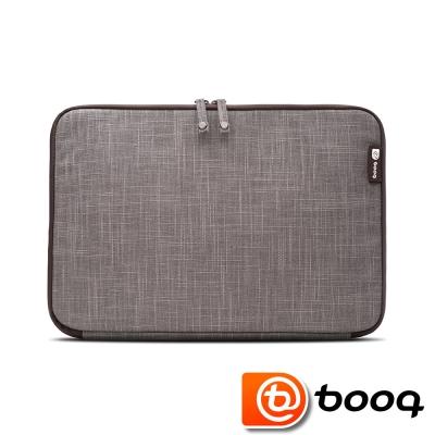 Booq Mamba Sleeve 13 吋筆記型電腦專用天然麻保護內袋 (淺沙棕)