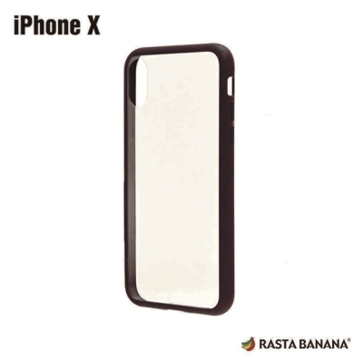RASTA BANANA  iPHONE X 耐衝擊複合邊框