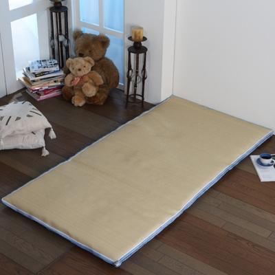 星辰-超值兩用折疊床墊-單人