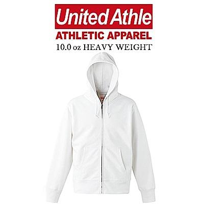 日本United Athle連帽外套 ZIP JACKET 亞規重磅磨毛UA