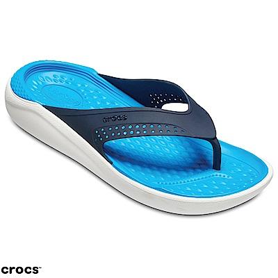 Crocs 卡駱馳 (中性鞋) LiteRide人字拖 205182-462