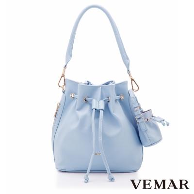 VEMAR自由靈魂BeFree水桶包-晴空藍