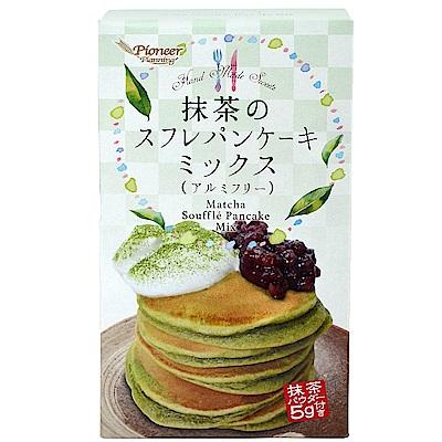 派寧 舒芙蕾鬆餅粉-抹茶(255g)