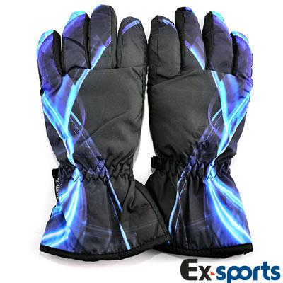 Ex-sports-防水保暖手套-超輕量多功能-男
