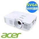acer X117H SVGA 投影機 3600流明