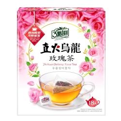 3點1刻 直火烏龍玫瑰茶(2.5gx18包)