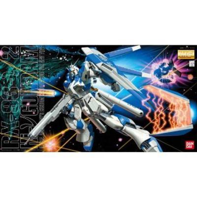 【BANDAI】機動戰士鋼彈 逆襲的夏亞/MG 1/100 RX-93-V2/Hi-V鋼彈