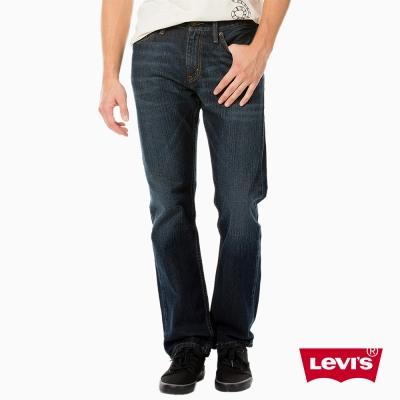 牛仔褲 男款 504 低腰直筒 輕磅無彈性 - Levis