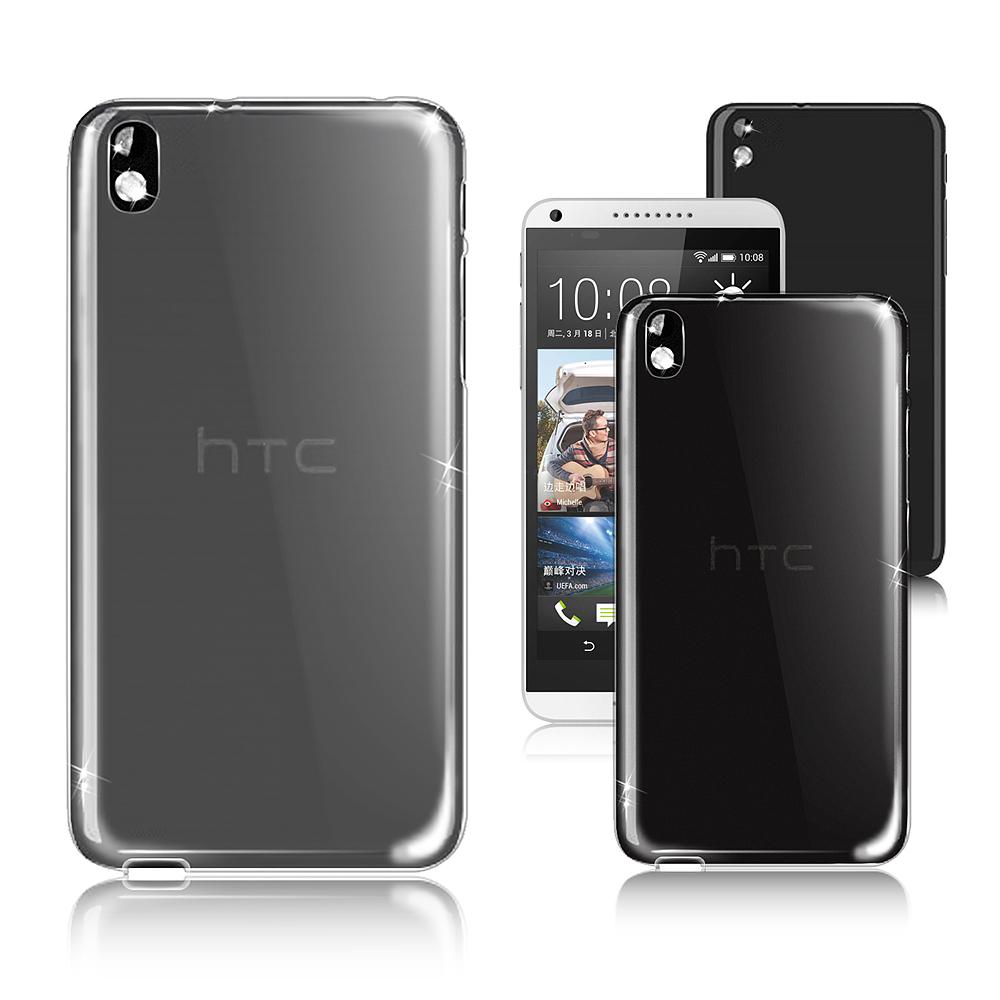X mart HTC Desire 816水晶TPU軟質薄型保護套