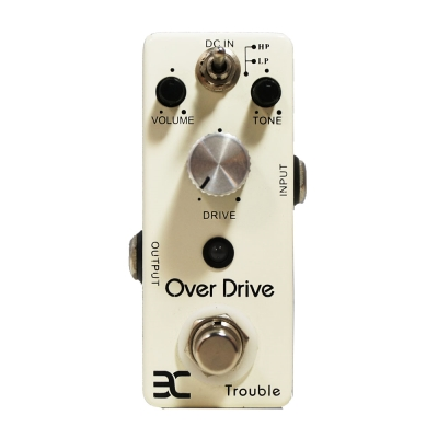 ENO OVER DRIVE TROUBLE 破音效果器