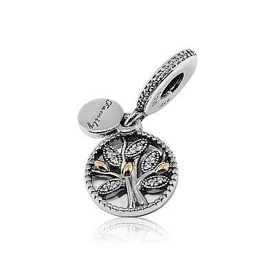 Pandora 潘朵拉 家譜大樹 純銀墜飾 串珠