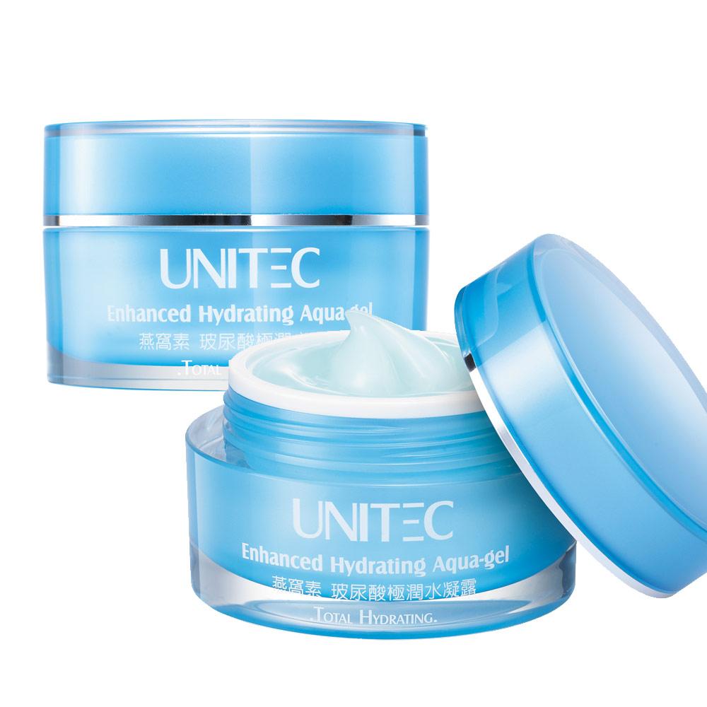 (買一送一)UNITEC彤妍燕窩素玻尿酸極潤水凝露50g
