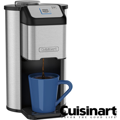 Cuisinart美膳雅全自動研磨美式咖啡機DGB-1TW
