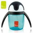 荷蘭 Umee 優酷企鵝杯 240ml(藍色)