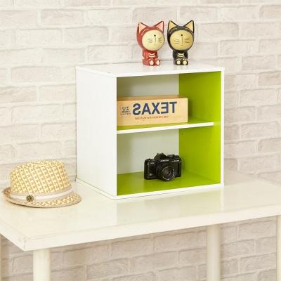 IKLOO宜酷屋現代風二格收納櫃置物櫃單個41x30x40.5cm