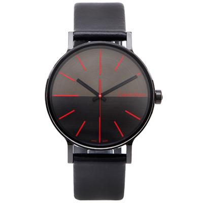 CK Calvin Klein Boost 簡約時尚手錶(K7Y214CY)-黑/41mm