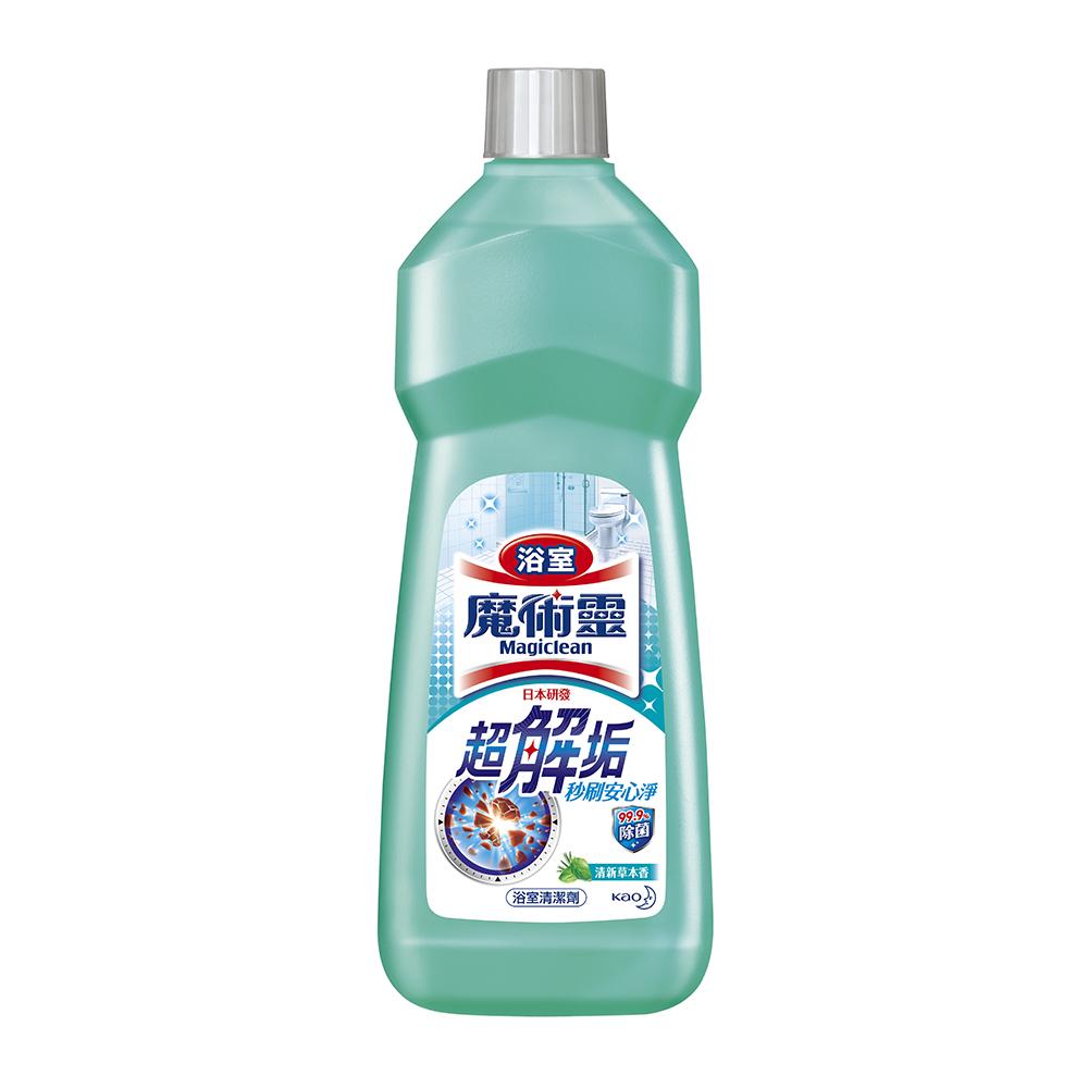 魔術靈浴室清潔劑  清新草本經濟瓶 (500ml)