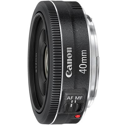 Canon EF 40mm f/2.8 STM標準鏡頭。公司貨