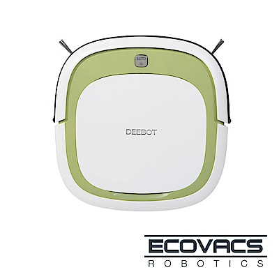 Ecovacs  DEEBOT智慧吸塵超薄清潔機器人(DA60-Slim)