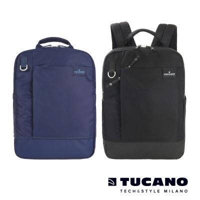 TUCANO AGIO 13吋極簡都會商務後背包
