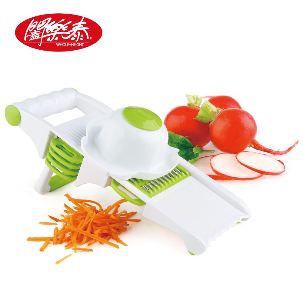 闔樂泰多功能蔬果料理器(刨絲刀/雕花刀/多功能刀具)