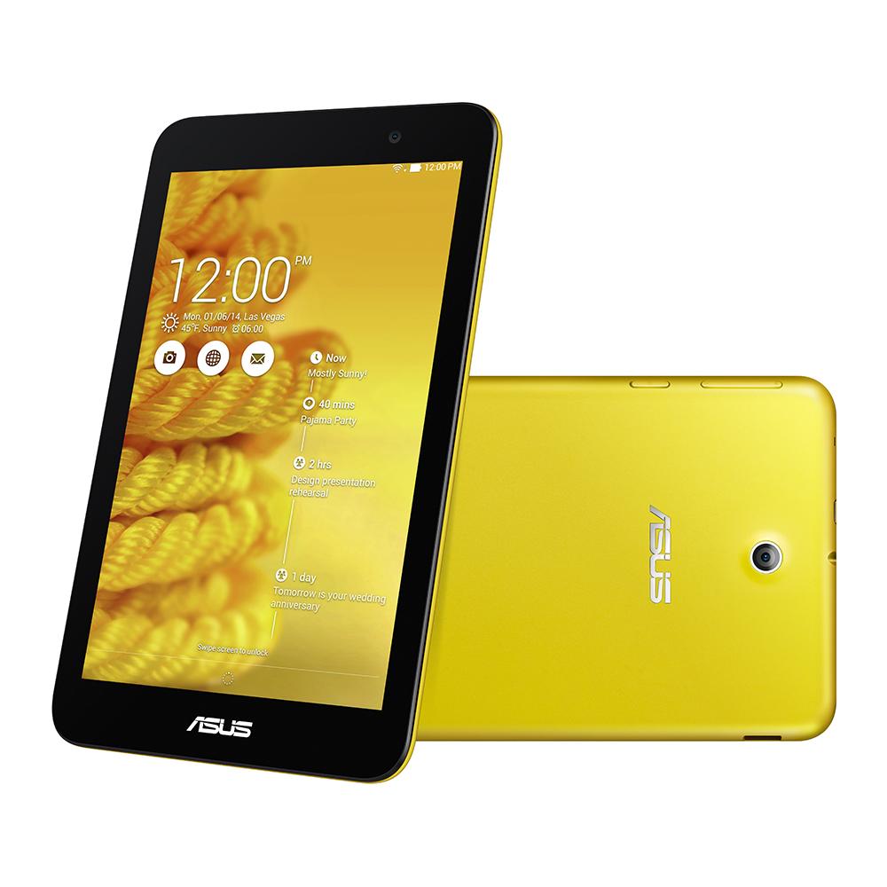 ASUS MeMO Pad 7 ME176C 四核心7吋IPS平板 (16G/芒果黃)