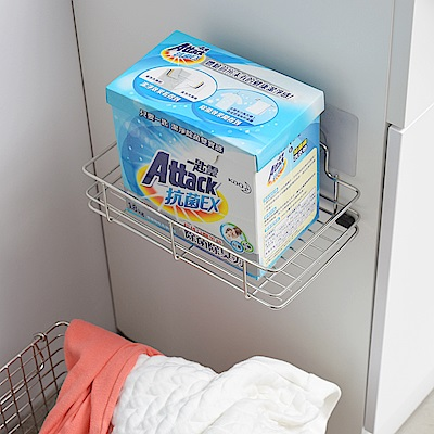 完美主義 洗衣粉架/衛浴收納/微透貼面(2入組)-24.5x14.5x5.5
