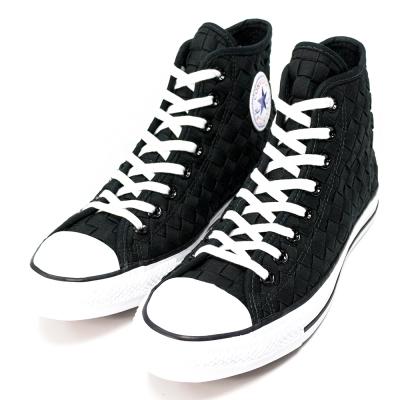 CONVERSE-U系列女休閒鞋-黑