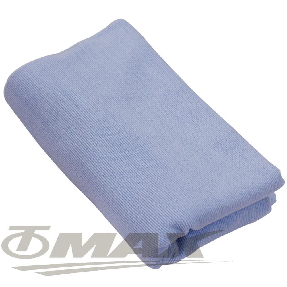 omax台製超細纖維大浴巾-藍色-1入