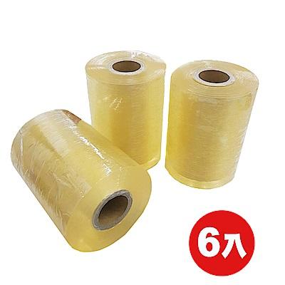 PVC透明塑膠膜10cm/6捲(995)