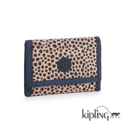 Kipling 零錢包 大麥町黃黑點-小
