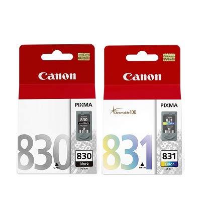 CANON PG-830+CL-831  原廠墨水匣組合(1 黑1彩)