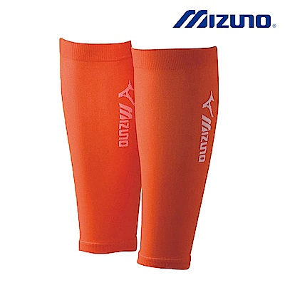 Mizuno BIO GEAR 日本製 護小腿 橘(雙) A60BU-01054