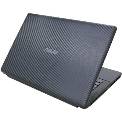 EZstick ASUS E450 E450L 專用 Carbon黑色立體紋機身保護膜